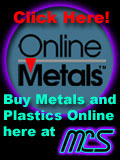 Click here to buy Metals and Plastics from MCS and Online Metals